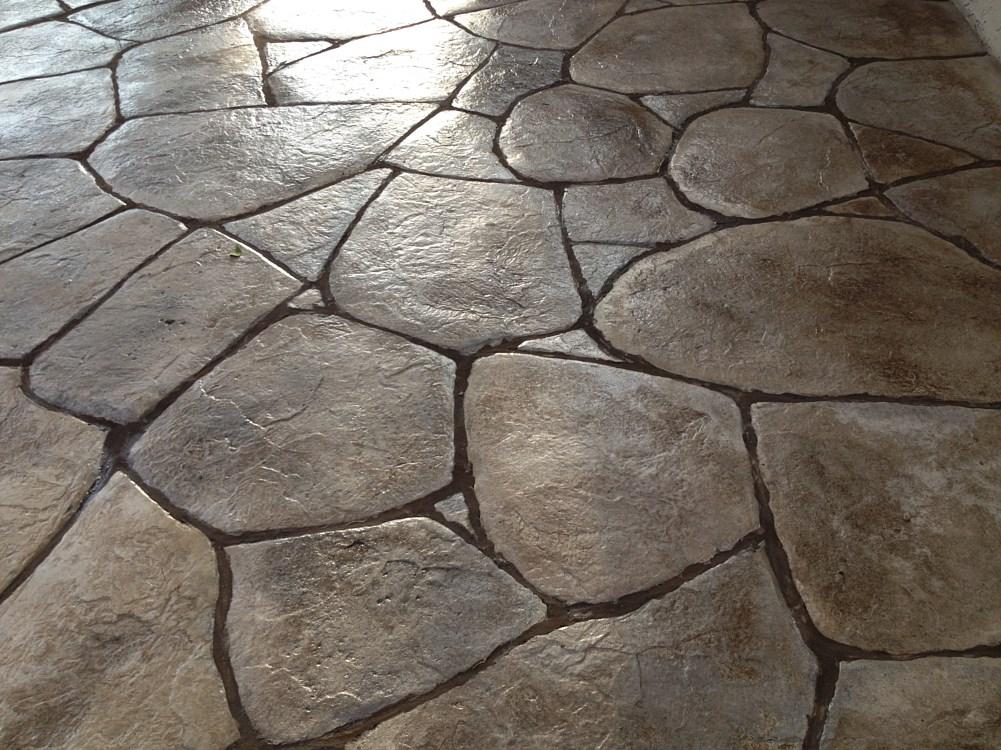 Stamped Concrete Stamping Concrete Land O Lakes Florida Fl